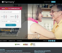 Eharmony senior dating site reviews