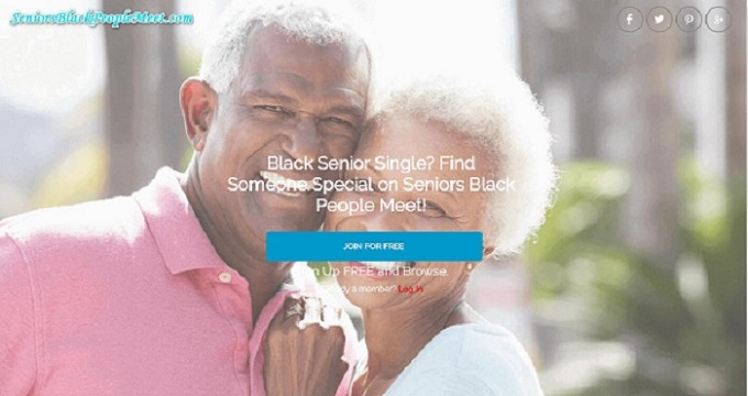 Senior black dating houston