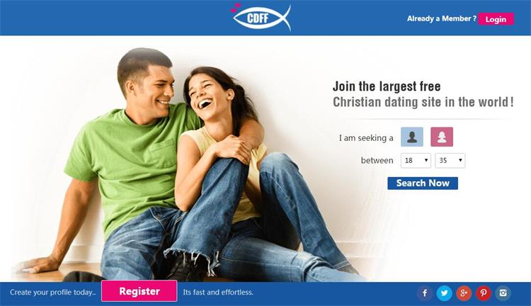 Free christian dating for